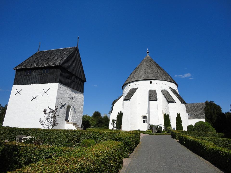Østerlars Rundkirke, Bornholm